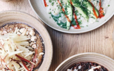 London's healthy cafes