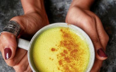 Turmeric & Golden Chai for Health